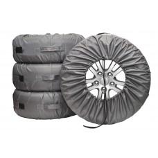 """Чехлы для хранения автомобильных колес """"Стандарт"""" комплект 4 шт."""