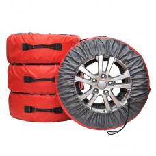 """Чехлы для хранения автомобильных колес """"Премиум XL"""" комплект 4 шт."""