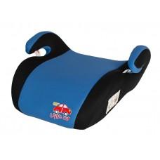 Бустер детский 22-36 кг. LITTLE CAR Smart синий