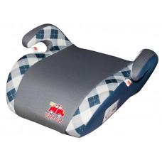 Бустер детский 22-36 кг. LITTLE CAR Smart клетка синий