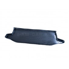 Коврик багажника (поддон) Nissan Note (Ниссан Ноут) полиуретан