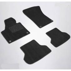 Ворсовые коврики LUX для Audi A3 (Ауди А3) II 8P 2003-2012