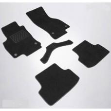 Ворсовые коврики LUX для Audi A3 (Ауди А3) III 8V 2012+