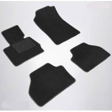 Ворсовые коврики LUX для BMW X3 F25 (БМВ ИКС 3 Ф25) 2010-2017