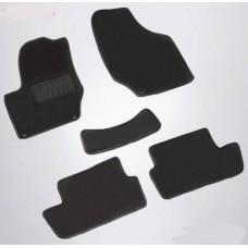 Ворсовые коврики LUX для Citroen C4 (Ситроен Ц4) 2004-2011