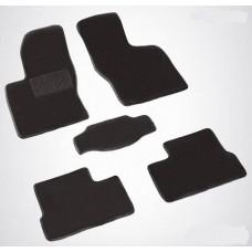 Ворсовые коврики LUX для Daewoo Nexia (Дэу Нексия)