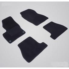 Ворсовые коврики LUX для Ford Focus III (Форд Фокус 3) 2011+
