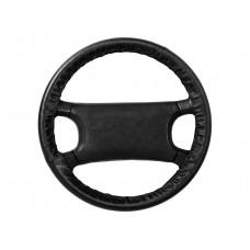 """Оплетка на руль """"KEGEL"""" CLASSIC S (36-38 см.) натуральная кожа черный"""